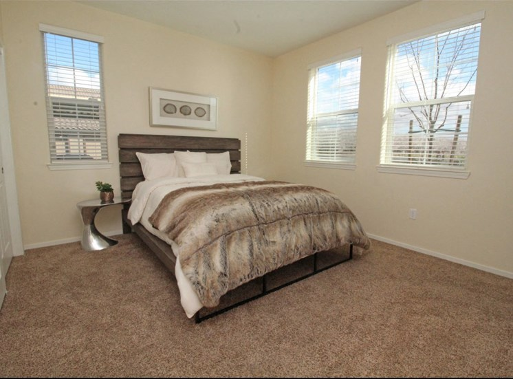 Apartments in Ripon CA for Rent - Luxe Ripon Bedroom