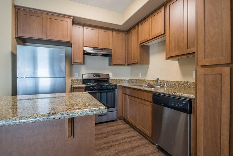 Ripon Apartments for Rent - Luxe Ripon Kitchen