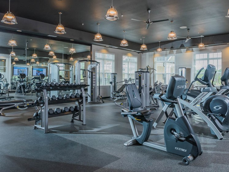 High Endurance Fitness Center at Abberly Waterstone Apartment Homes, Stafford, 22554