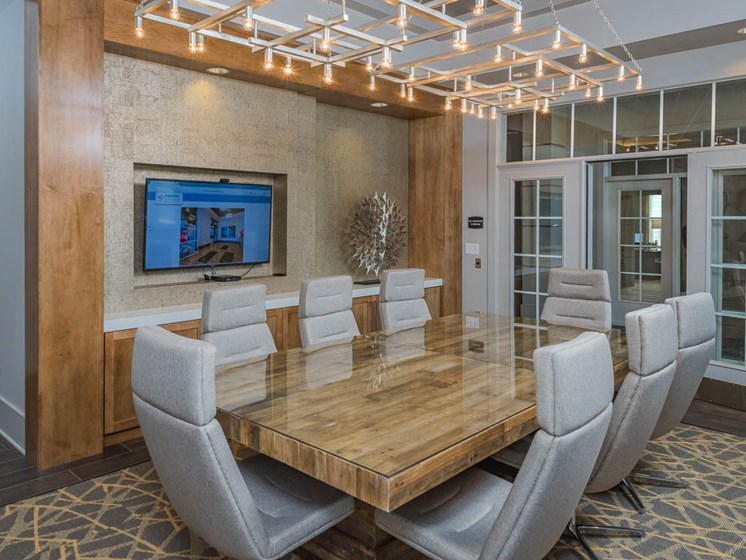 Technology Center at Abberly Waterstone Apartment Homes, Stafford, Virginia