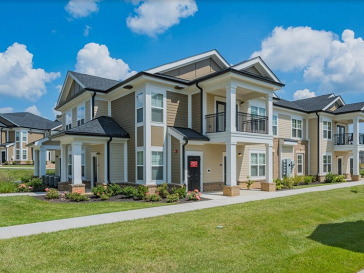 Apartments With Private Balcony at Abberly Waterstone Apartment Homes, Stafford, VA, 22554