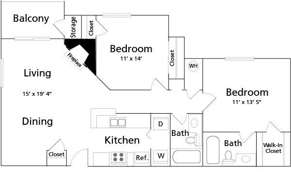 Lily Floor Plan 7