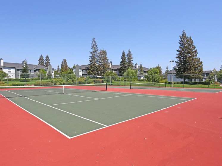 Image of Tennis Court Amenity.