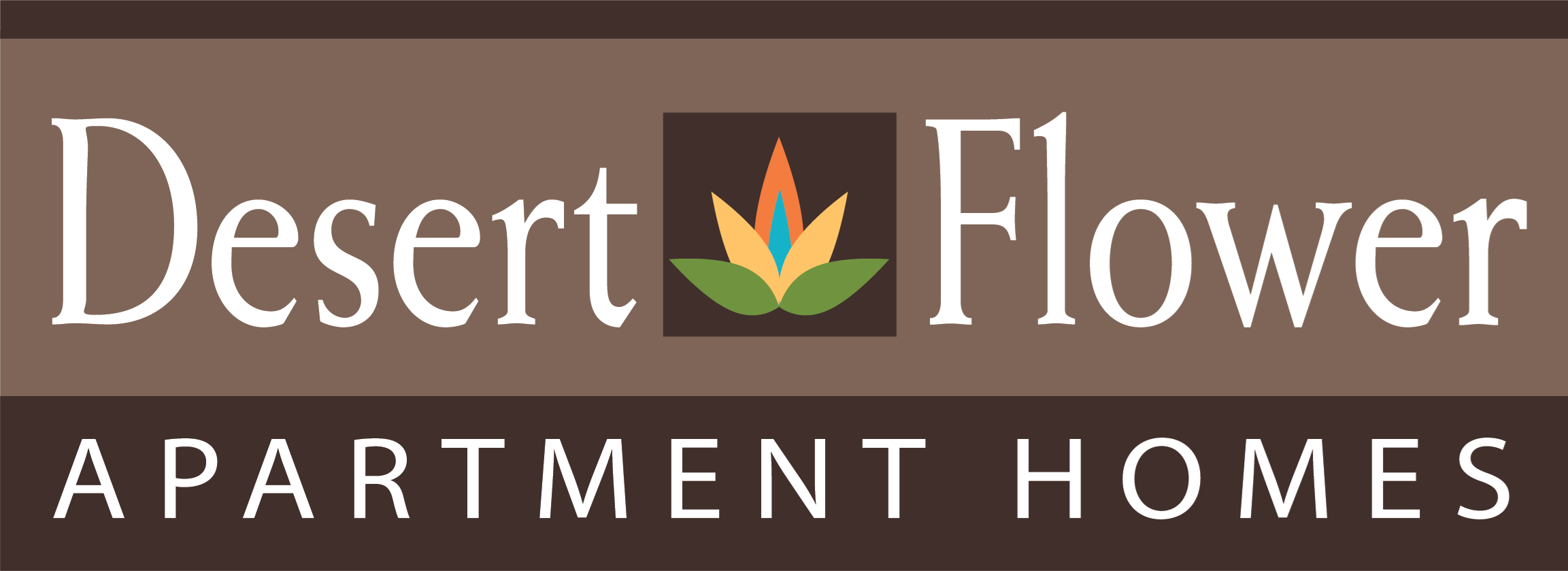 Desert Flower Apartment Homes Property Logo 1