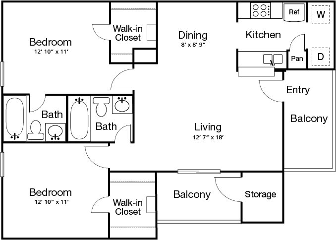 Cayman Floor Plan 4