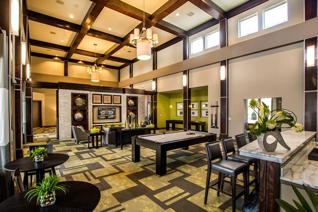 Stone Pointe lobby | Stone Pointe Apartments for rent in Woodbridge, Virginia