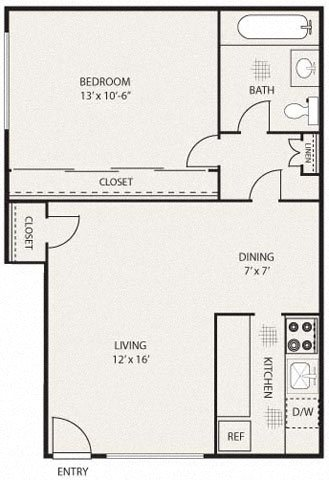 The Santa Anita Premium Floor Plan 4