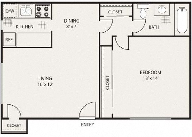 The Colorado Floor Plan 5