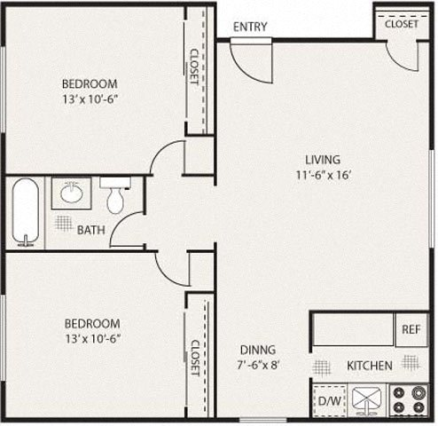 The Del Mar Floor Plan 7