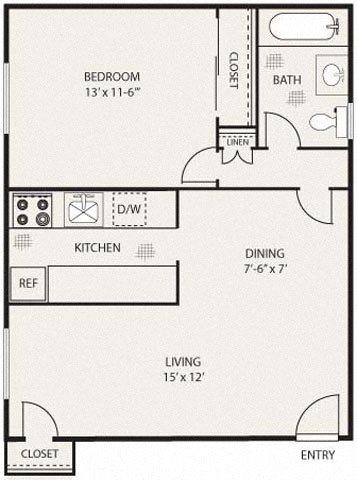 The Huntington Premium Floor Plan 2