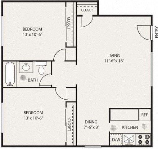 The Pasadena Premium Floor Plan 9