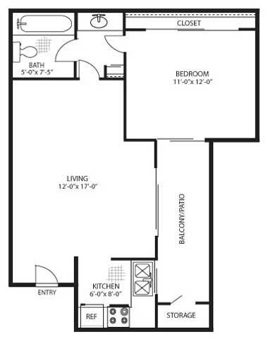 The Elm Floor Plan 2