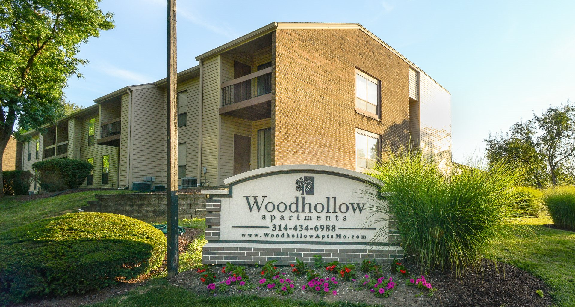 Woodhollow Apartments Apartments In Maryland Heights Mo