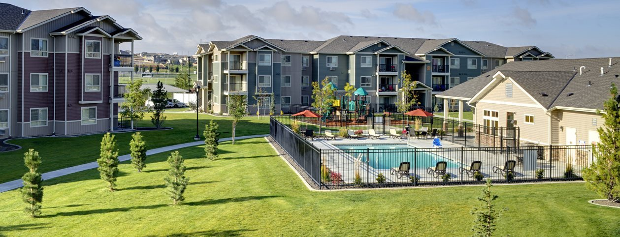 Copper River | Apartments in Spokane, WA