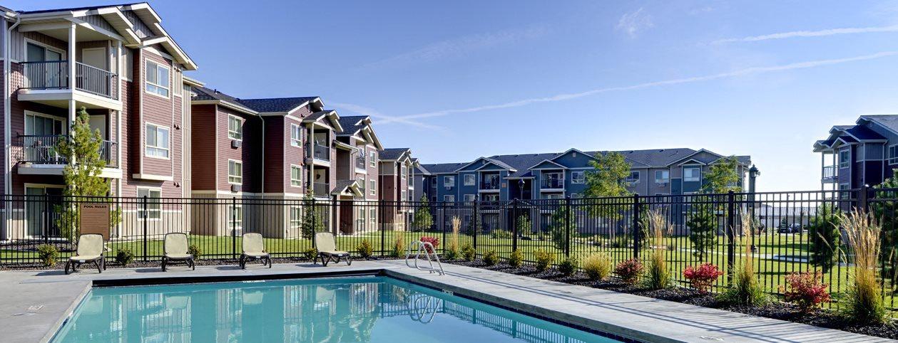 Copper River Apartments Spokane Wa