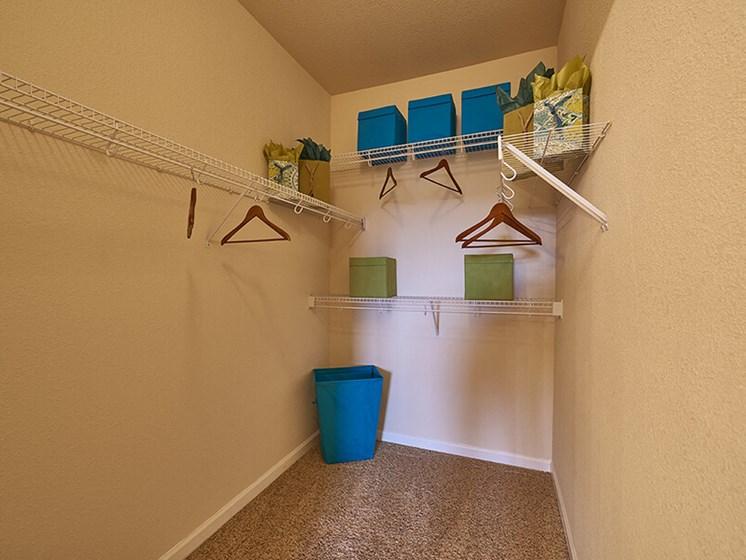 ArtWalk at City Center_ Bedroom Closet