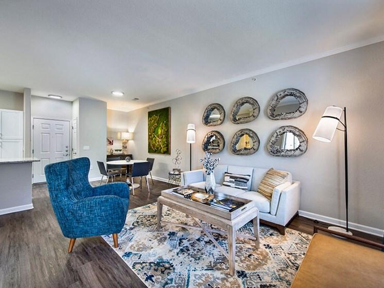 Living Room_ArtWalk at City Center