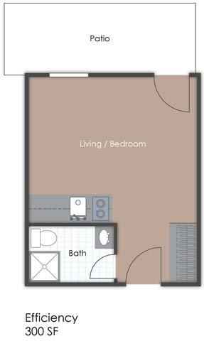 Studio Manor Floor Plan 2