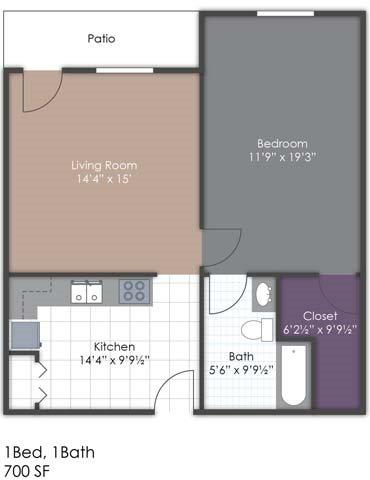 The Manor Floor Plan 6
