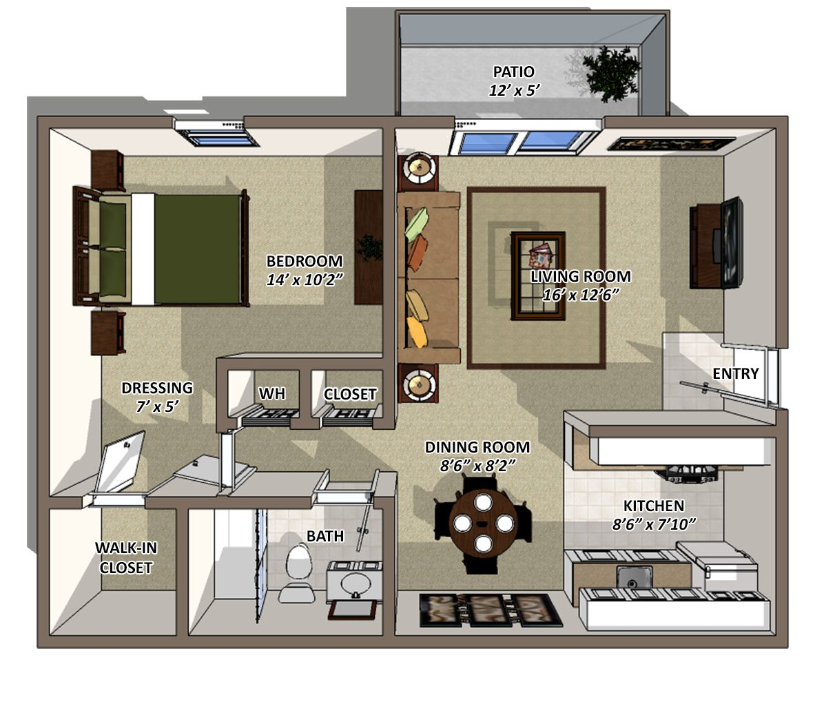 Maitland Floor Plan 2