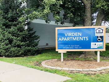 611 North Dye Street 1-2 Beds Apartment for Rent Photo Gallery 1