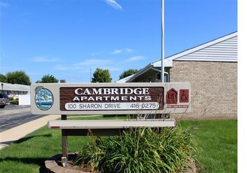 Cambridge Apartments Community Thumbnail 1