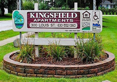 Kingsfield Apartments Community Thumbnail 1