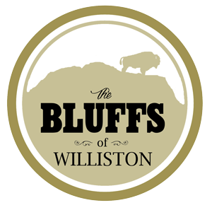 Bluffs of Williston Apartments Logo ND