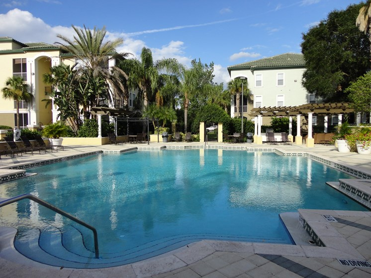 Pool Allegro Palms Riverview Florida