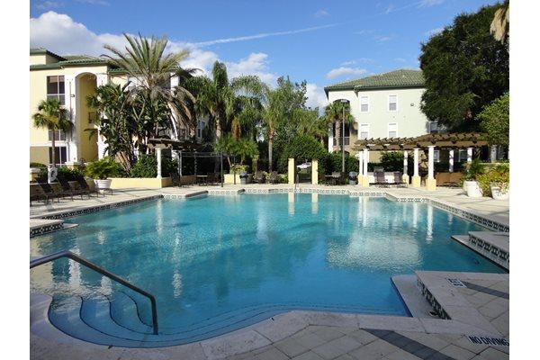 Pool at Allegro Palms