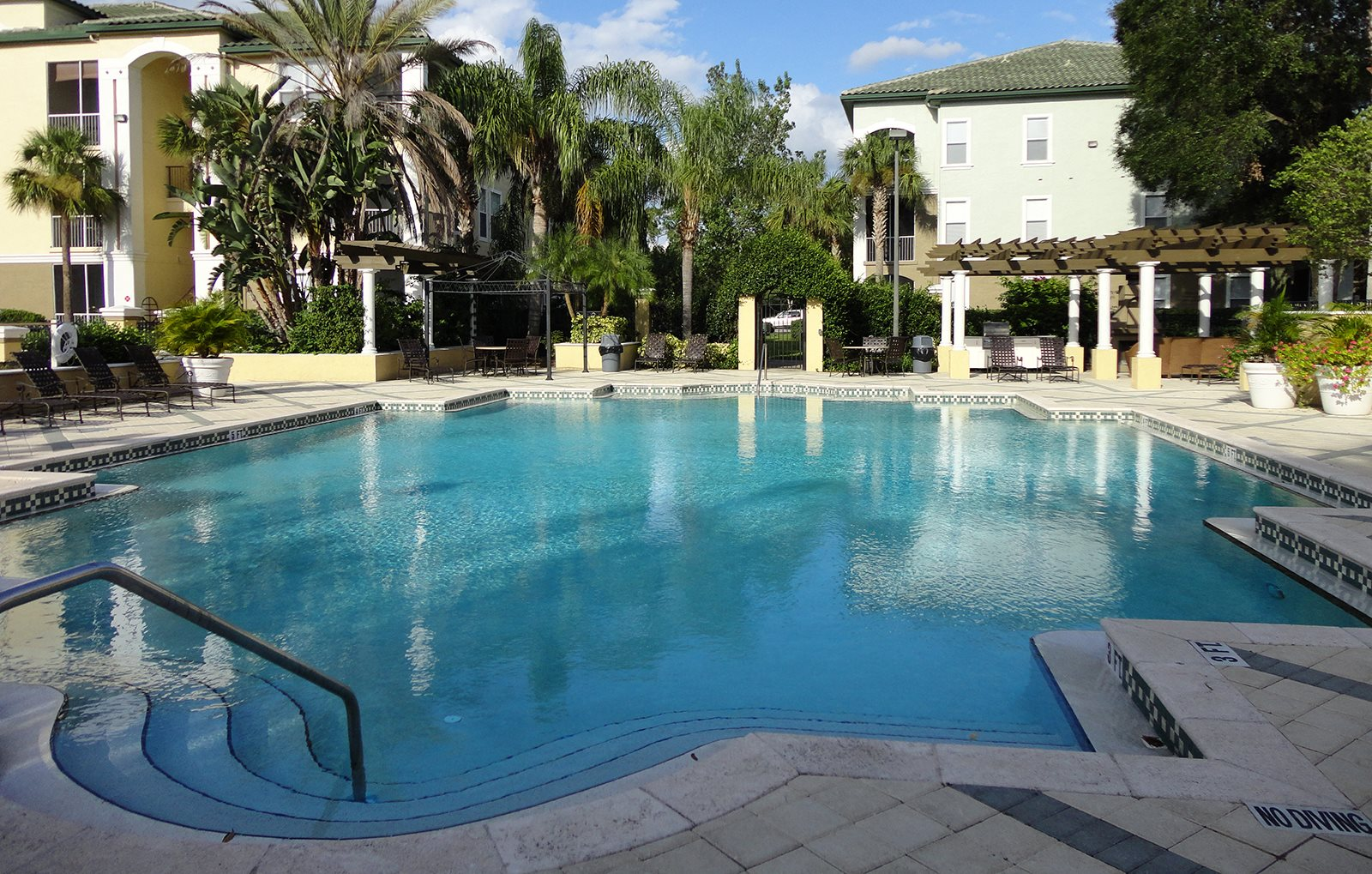Pool Allegro Palms Riverview Florida