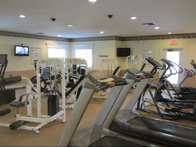 Workout Facility Allegro Palm Riverview Florida