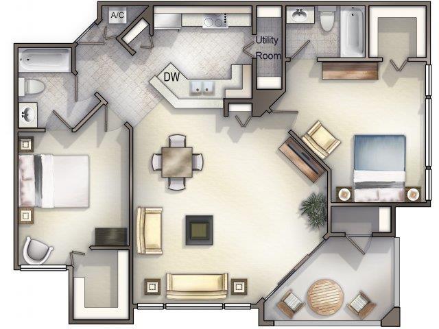Sonata Floor Plan 5