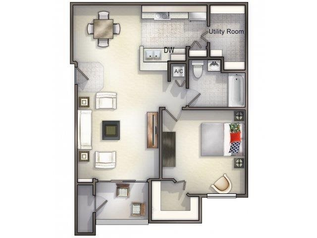 Toccata Floor Plan 1