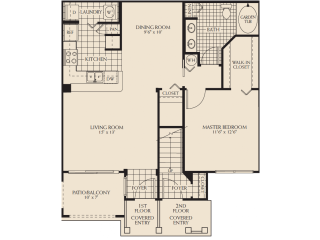 Ashley D Floor Plan 2