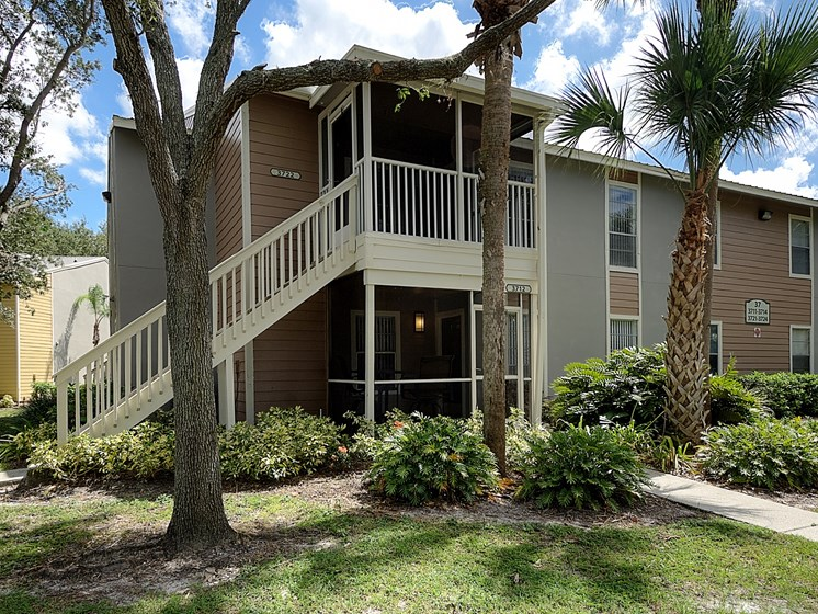 Exterior Apartments Aventine at Forest Lakes Apartment Homes, Oldsmar, FL, 34677