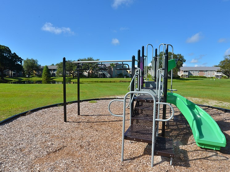 Kids Playground Aventine at Forest Lakes Apartment Homes, FL, 34677