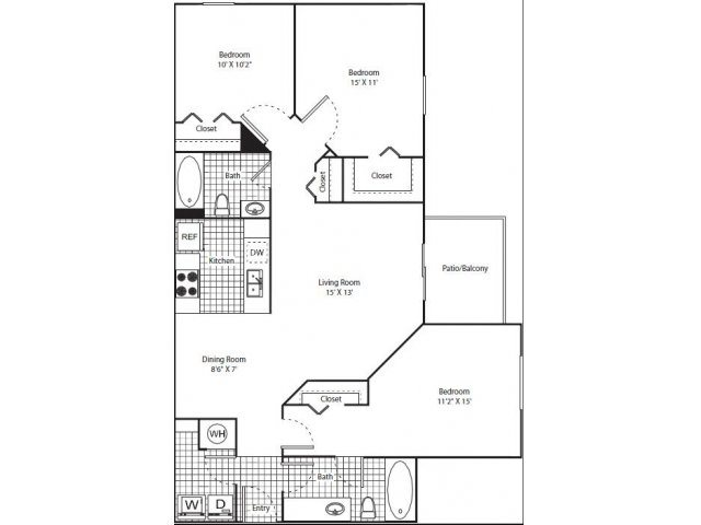 Avila II Floor Plan 14