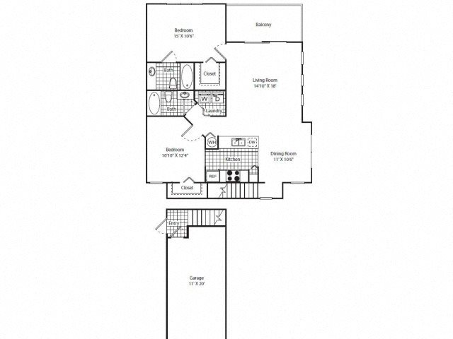 Cordoba Renovated Floor Plan 7