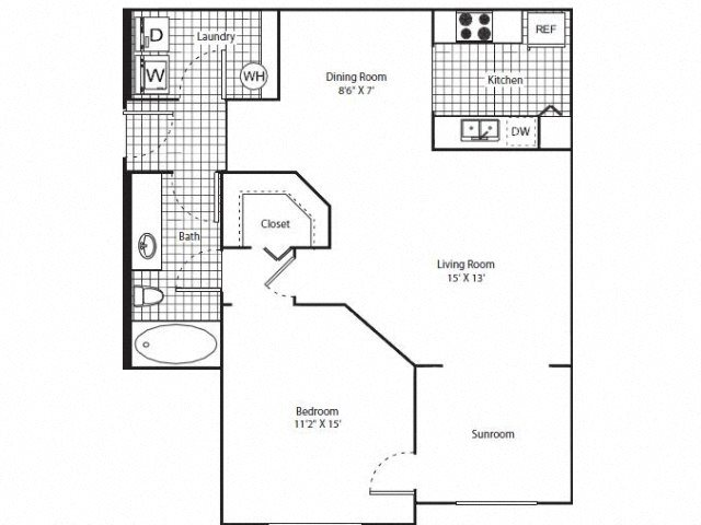 Valencia Renvovated Floor Plan 4