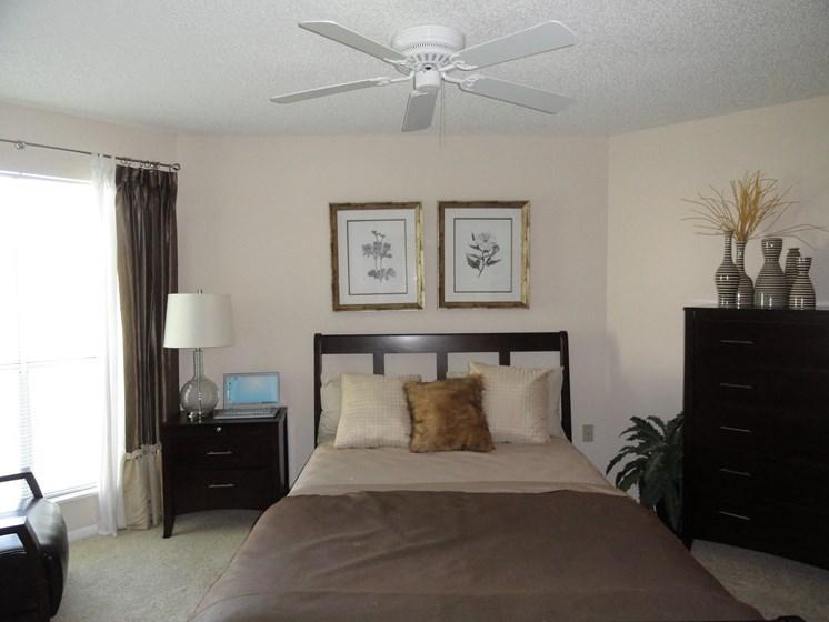 Bedroom With Carpet  Bridgewater St. Petersburg Florida