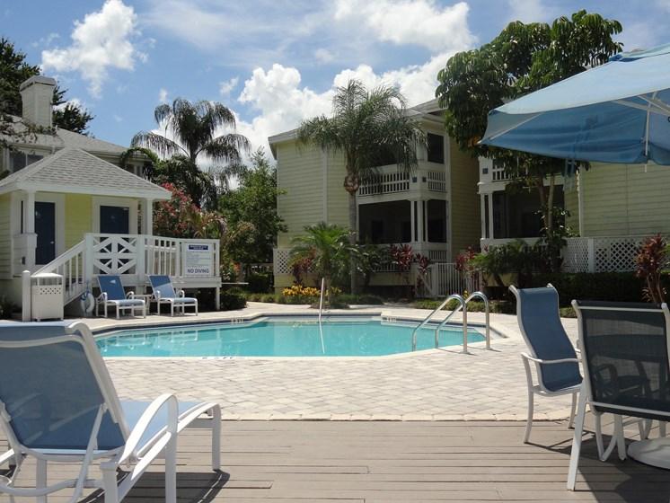 Pool Bridgewater St. Petersburg Florida