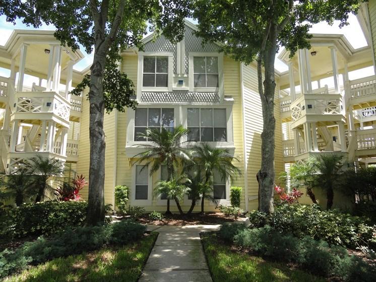 Exterior Bridgewater St. Petersburg Florida