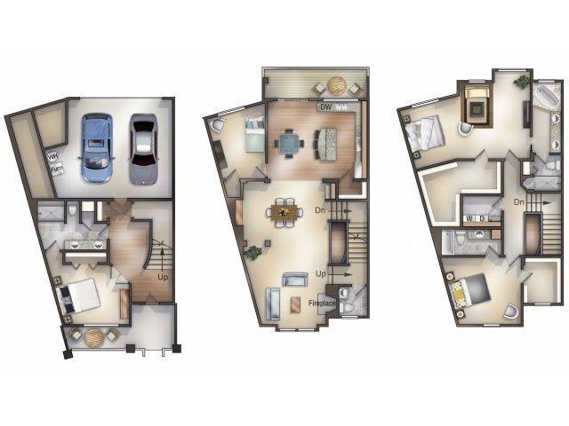C5 Catanzaro Floor Plan 6