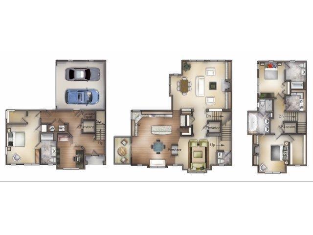 C6 Cosenza Floor Plan 5