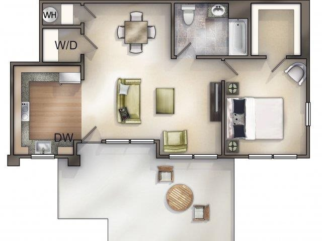 Rossano Floor Plan 3