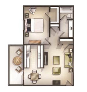 Canyon Club Apartments, 1539 W. 7th Street, Upland, CA - RENTCafé