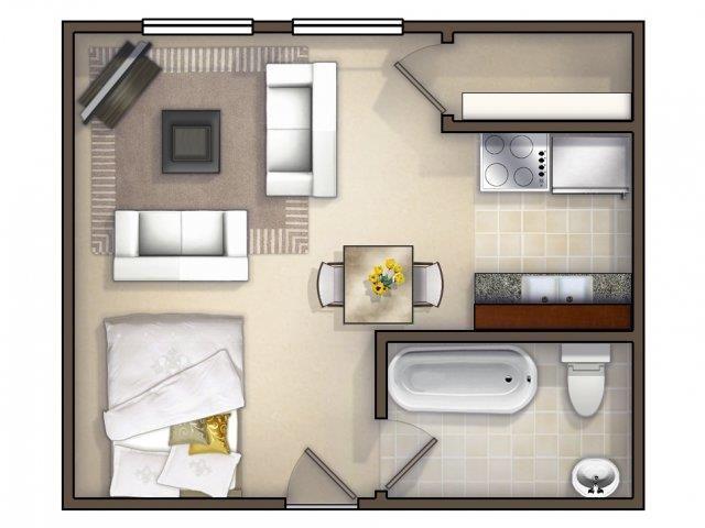 St-S Floor Plan 1