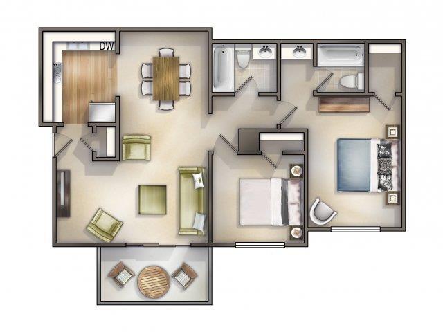 Devonshire Floor Plan 5