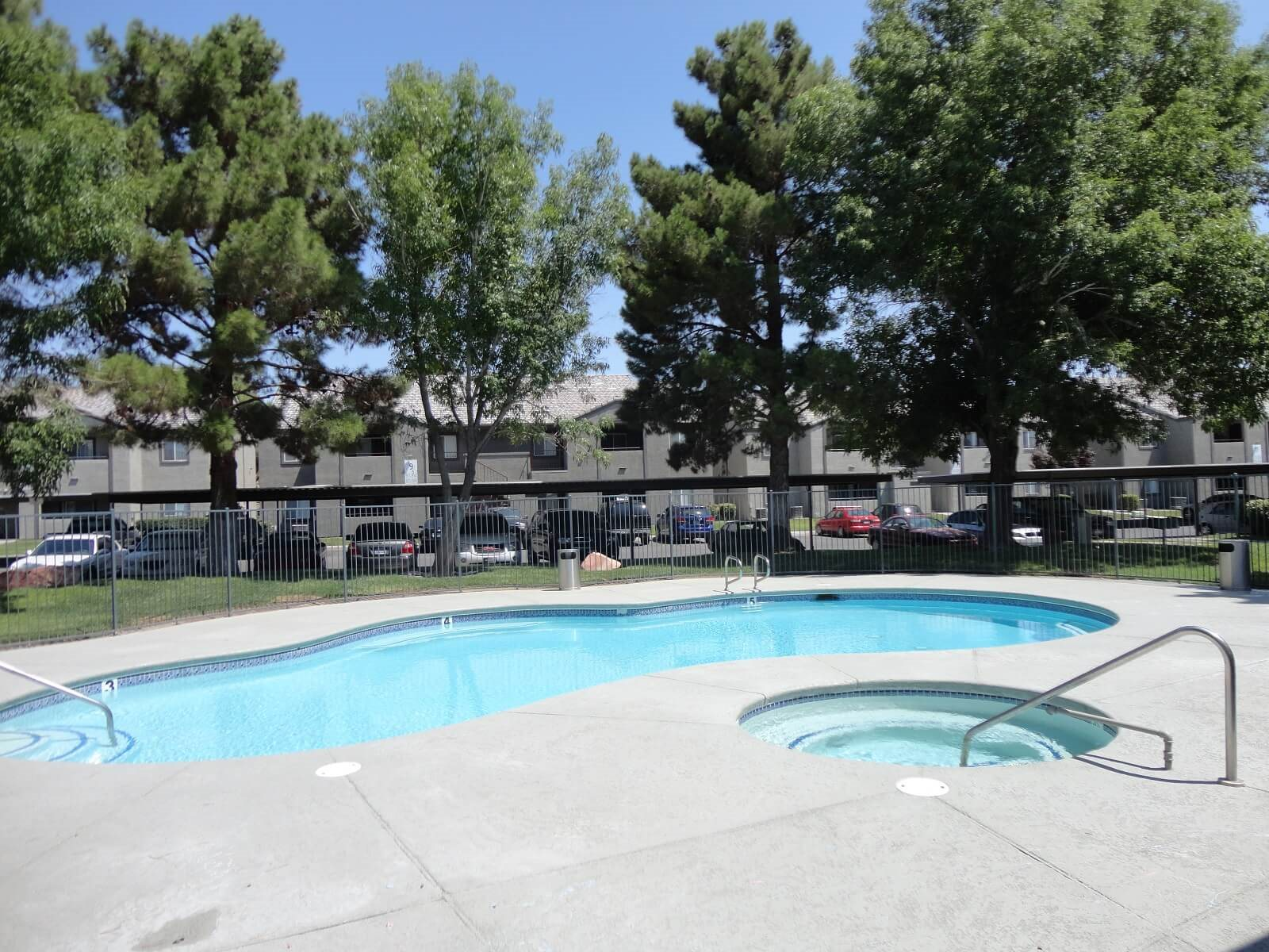 Invigorating Swimming Pool at Madison at Green Valley Apartments, Henderson, NV